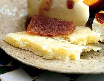 Manchego with Quince Paste